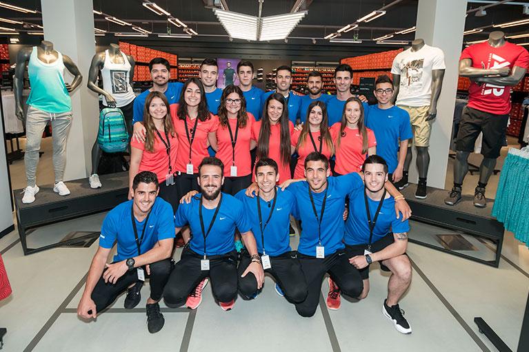 insulto Kilómetros Alfombra  Nike Factory Store | Parc Vallès