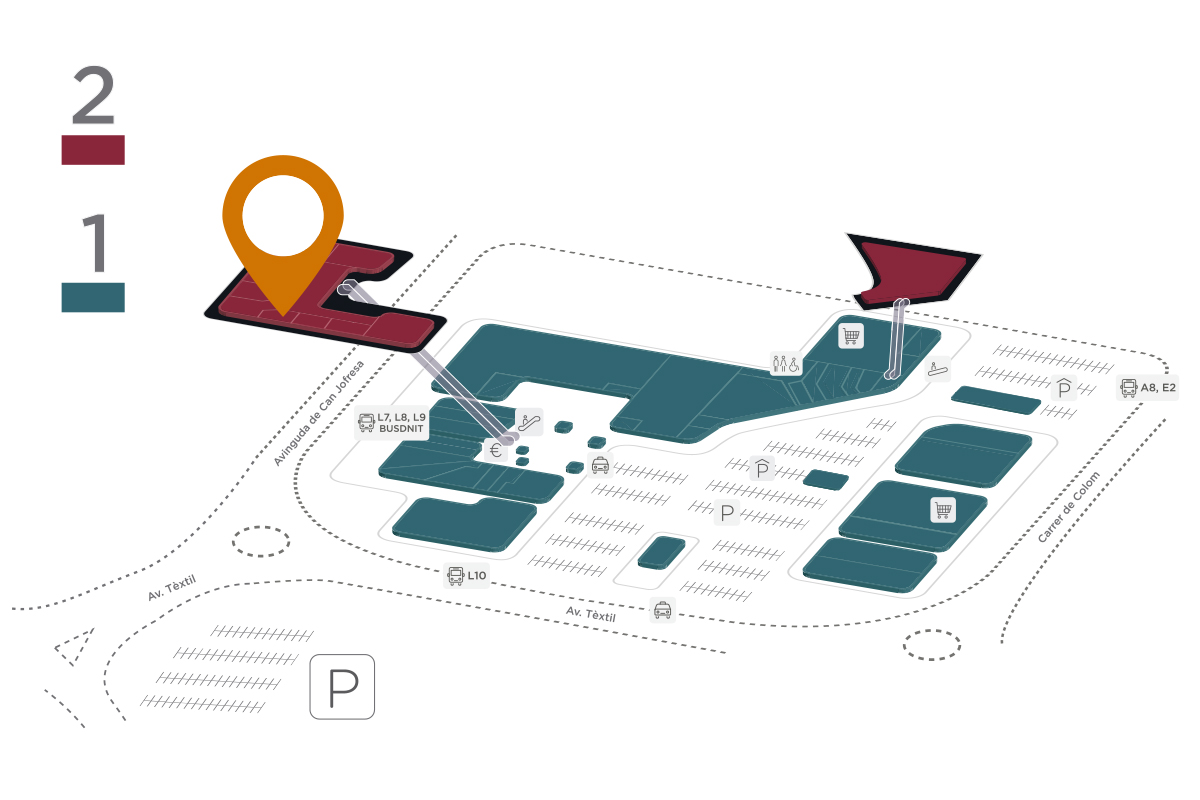 Mapa Pomodoro Parc Vallès