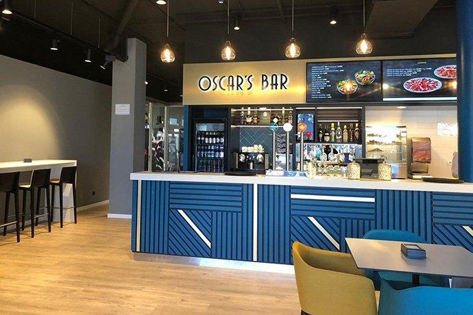 oscar's bar parc valles