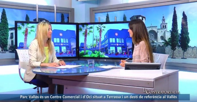 Parc vall s in the media parc vall s - Trade center sant cugat ...