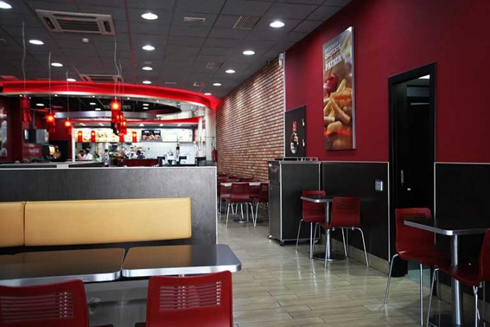 Entrada Burger King Parc Vallès