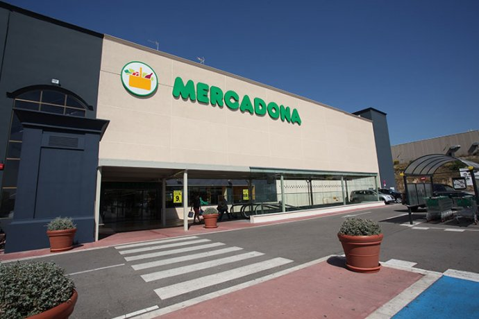 Façana Mercadona