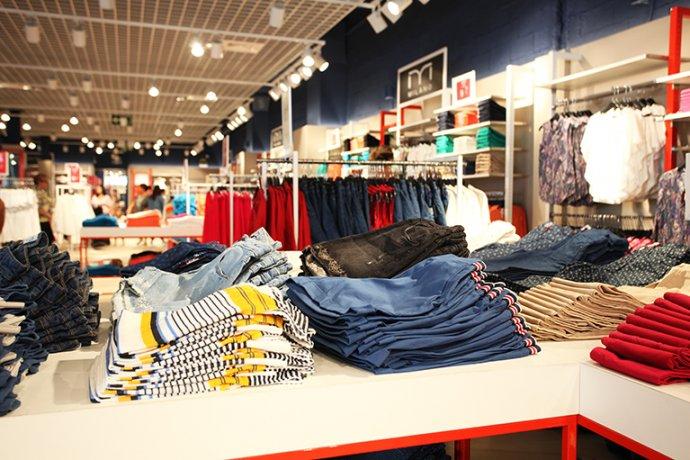 Interior botiga roba als millors preus
