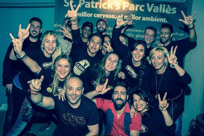 Sant Patrick's Irish Pub Parc Vallès