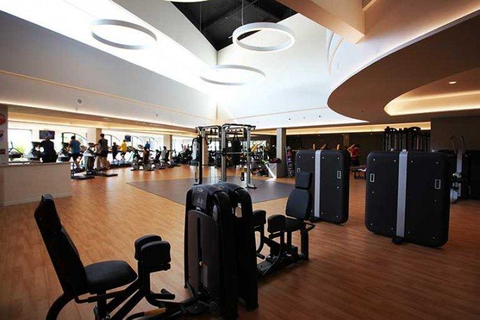 maquines gym fitness