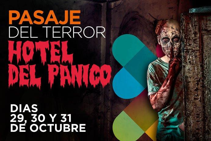 Pasaje del Terror - Hotel del Pánico