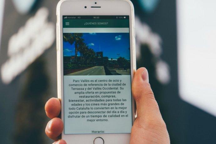 app oficial parc valles