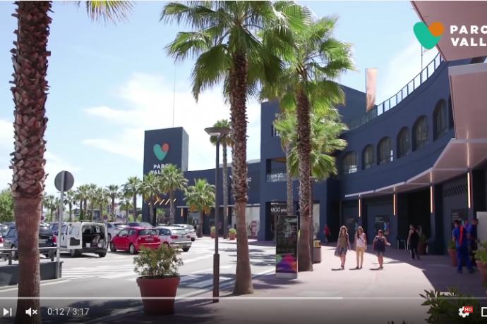 vídeo inaugural del parc vallès