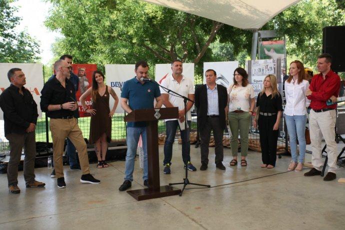 presentació festa major terrassa parc vallès