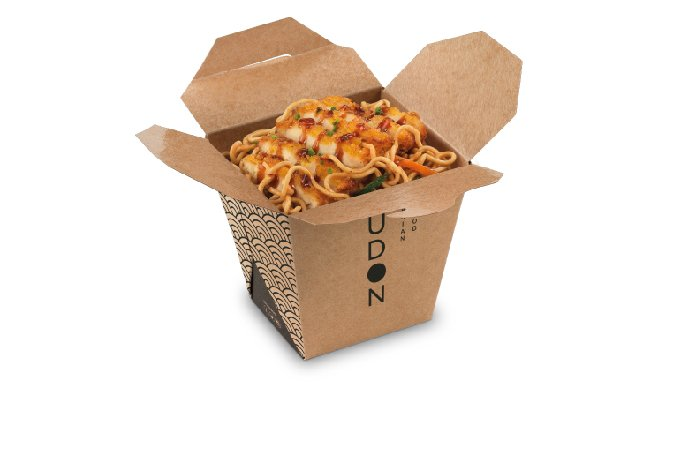 Udon delivery